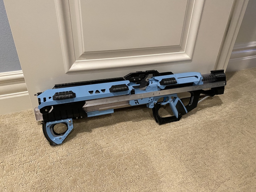 Rmax2 Shrouds for Inline Rival Caliburn