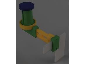 Graber acryllic frame Legacy Spool Holder