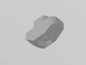 Customizable Drop in T-Nut for aluminium extrusion
