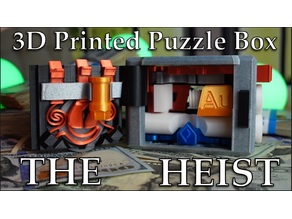 The Heist - Puzzle Box