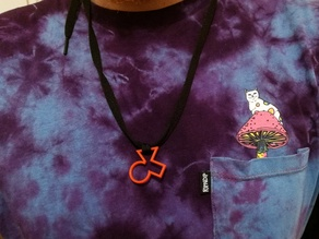 RPS Necklace Game (Game Over Society)