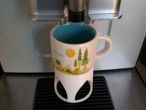 Espresso Raiser for coffee maker