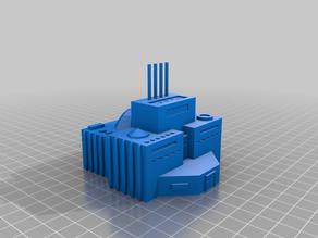 battletech Buildings 6mm