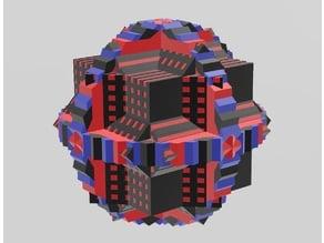 Multi-Material Ultra Structure