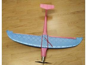 FLITZI - a RC-model-speed-plane