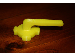 55-Gallon Drum Plug Bung Wrench