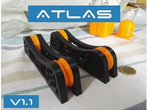 ATLAS - The universal strong spool holder