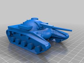 Scavenger tank