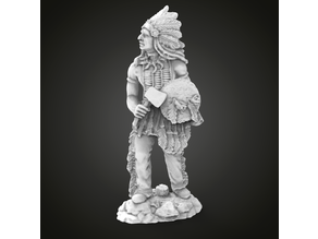 Indigenous miniature (+ indian bonus for CNC)