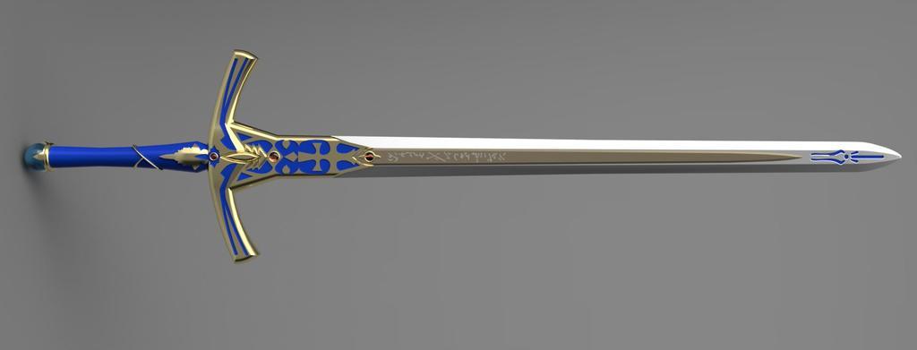 Fate Caliburn sword