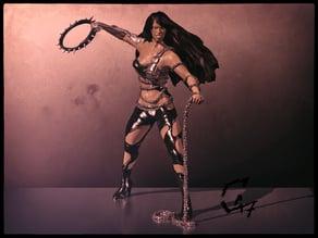 Bloodwars - Beastmaster figurine