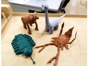 Prehistoric Species Project 2020