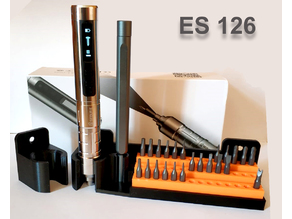 Es126 Holder Sets (Wall / Desktop)