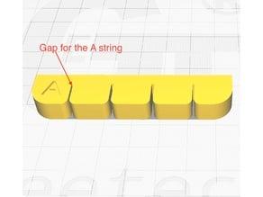 Ukulele Strings Mute - Tenor Size