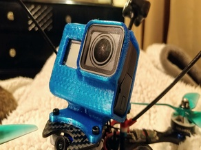 RDQ Mach 1 GoPro Hero 6 7 Mount