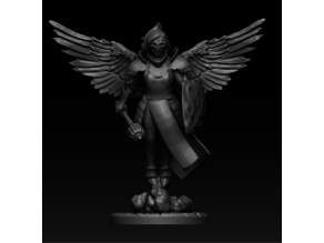 Aasimar Scourge Cleric (Remix)