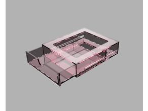 PC Bay Drawer - LaserCut
