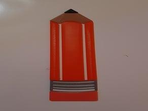 Lapicero de colores,colours' pencil 2d