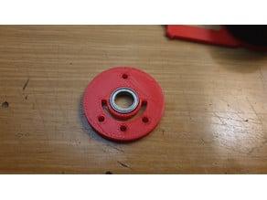 Taranis Pistola -Ballberaringadapter for onehand-steeringwheel