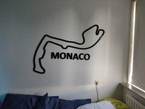Monaco Racetrack - Wall Art