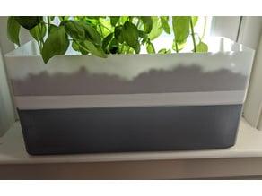 Simple Self Watering Window Planter Pot