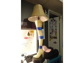 Leg Lamp Remixed