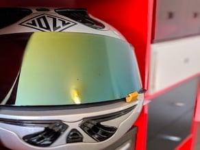 Motorcycle Helmet Visor Wedges
