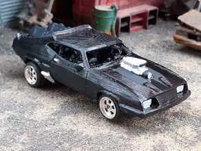 Mad Max Interceptor V8 Ford Falcon Gaslands