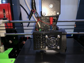 ANET A8 extruder