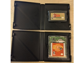 Gameboy Advance/Color Cartridge Cases