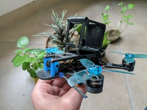 GoPro session RS GO Mount for Micros - 10 grams