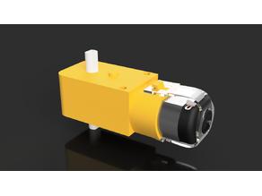 Yellow TT Motor Ebay/Amazon 3v-6v