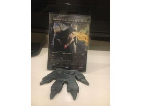 Godzilla Card Stand - Trophee