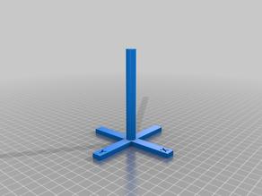 100mm Calibration Cross
