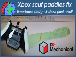 Xbox One scuf paddles fix