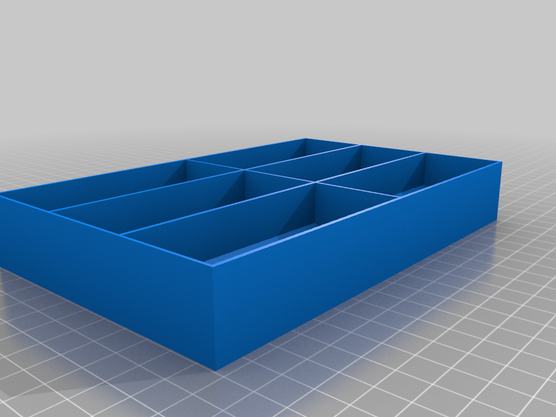 Terraforming Mars 3D Printed Tile Storage - Expansion Box