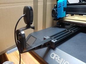 Artillery Sidewinder X1 Microsoft Life Cam VX2000 Webcam Holder