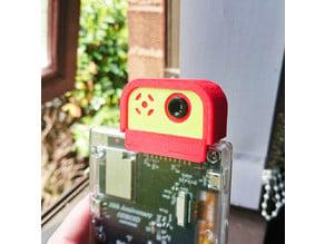 Odroid Go thermal infrared (IR) camera - Ideal for COVID Coronavirus screening
