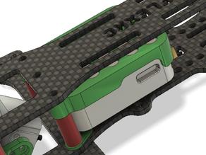 DJI FPV Air Unit mount for FlexRC Colugo