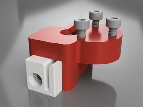 Anycubic i3 Mega Y belt tensioner for up to 9mm belts
