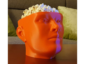 Binge Watcher's Popcorn Bowl