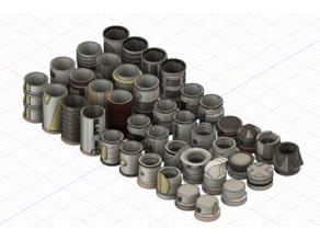 Scrap Metal v2 (Lightsaber Kit)