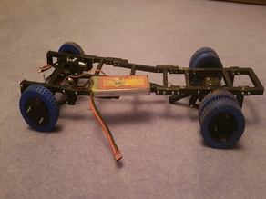 RC Truck 1:10 scale