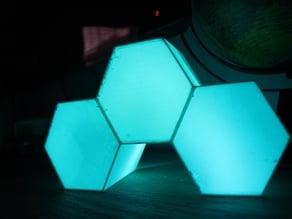 RGB Pentagon Lamp