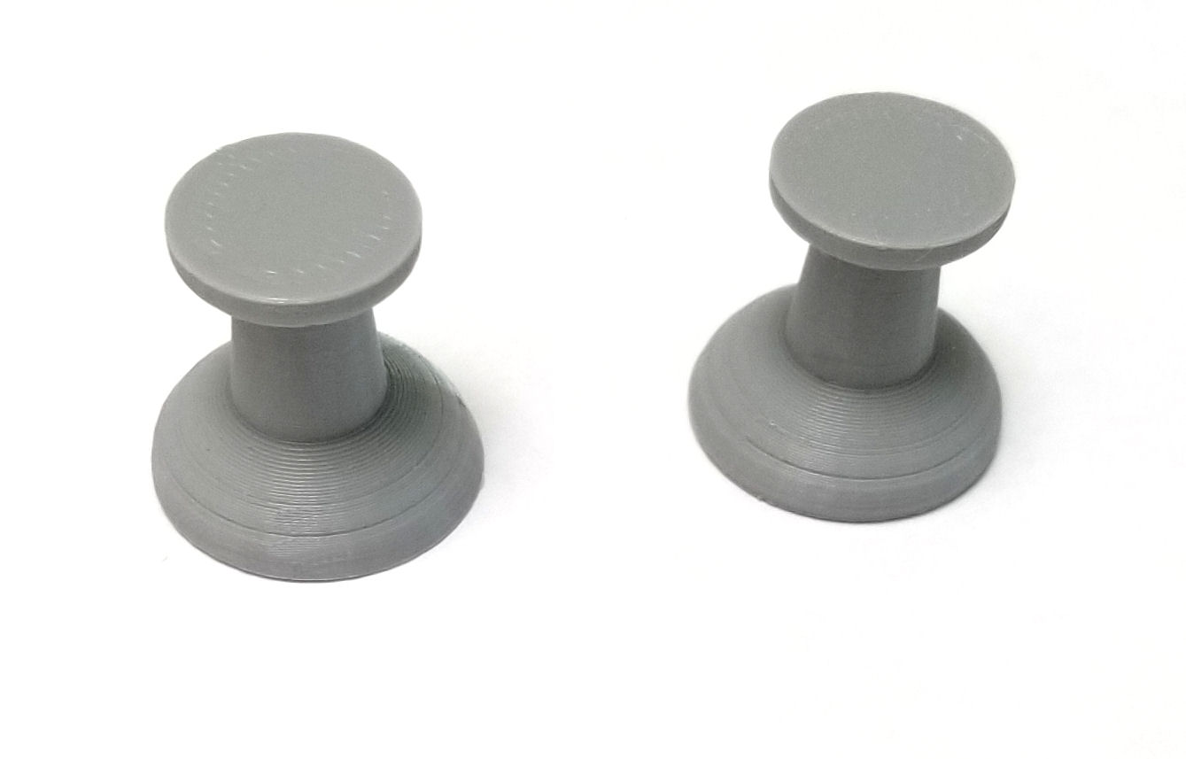 Push Pin Refrigerator Magnet