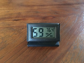 Digital Temperature/Humidity Gauge Holder