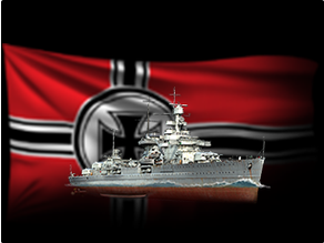 Warships - Nurnberg (1/10)