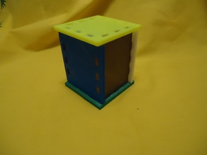 Mortise Box