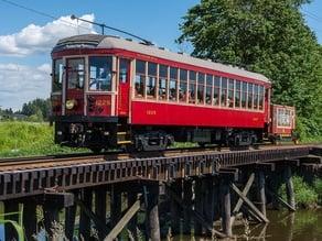 BCER Tram Car