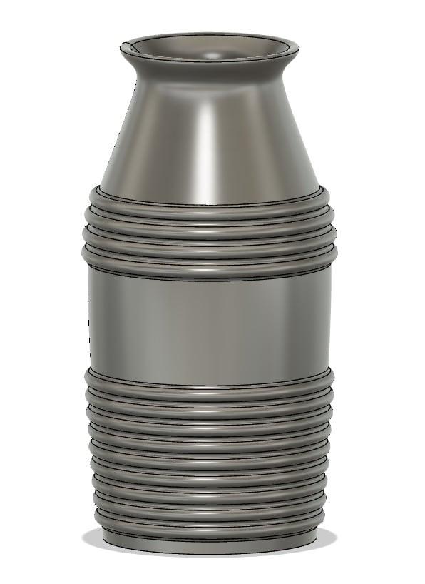 Water jug rib